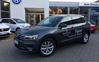 Volkswagen Tiguan 2.0 TDI 150KM DSG 4MOTION Highline DEMO