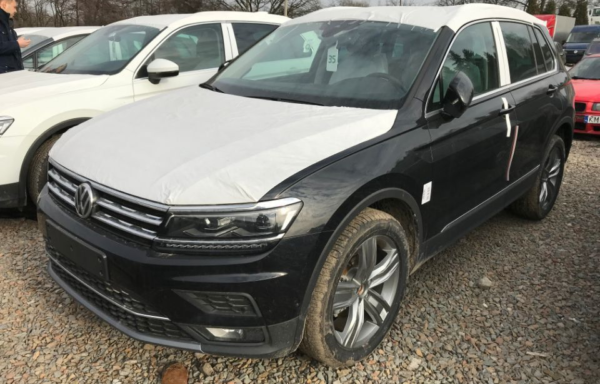 Tiguan Highline 2.0TDI 4Motion Manual