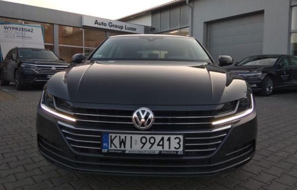 Volkswagen Arteon Essence 2.0 TDI 150KM DEMO